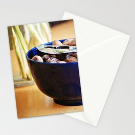 Still Life with Pecans Stationery Cards