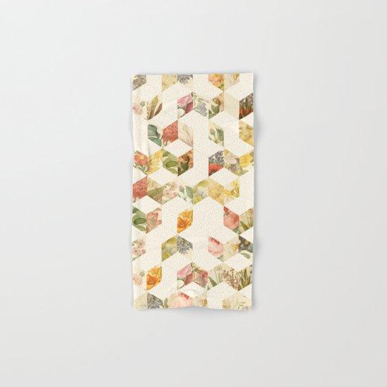 Keziah - Flowers Hand & Bath Towel