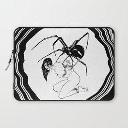 SHIBARI WIDOW Laptop Sleeve