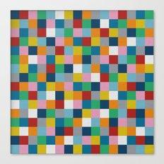 Colour Block #2 Canvas Print