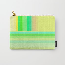 Re-Created  Parquet 5 by Robert S. Lee Carry-All Pouch