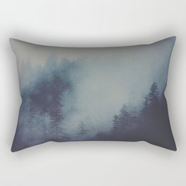 No light without darkness Rectangular Pillow