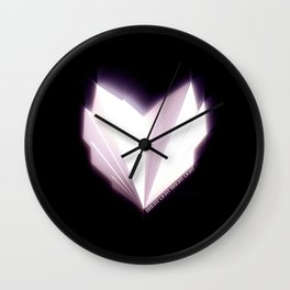 How To Make A Heart Wall Clock