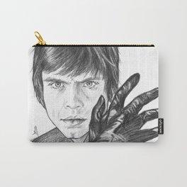Star / Wars - Luke Skywalker Portrait Carry-All Pouch