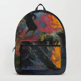 "Paul Gauguin ""Upa Upa (The Fire Dance)"" Backpack"