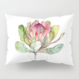 Protea Flower Pillow Sham