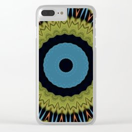 Some Other Mandala 123 Clear iPhone Case