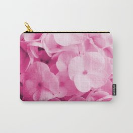 Hydrangea - pink tint Carry-All Pouch