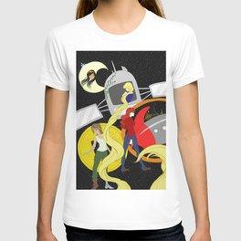 The Lunar Chronicles T-shirt