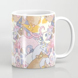 Fancy Rat Pattern Coffee Mug