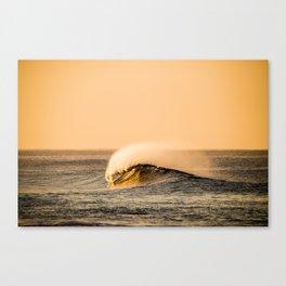 Trestles Surf Canvas Print