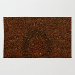 Azteca II Warm Browns & Golds Rug