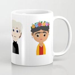 Famous Artists Coffee Mug