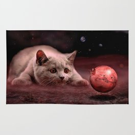 Mouse on Mars Rug