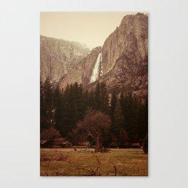 Yosemite 2 Canvas Print