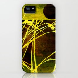 Lazing In The Corn iPhone Case