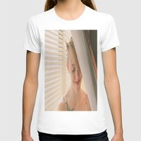 megan lara T-shirts featuring Megan by andradexcobain