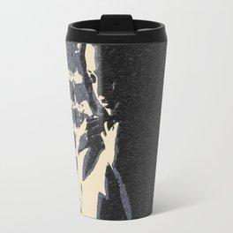 Alone in the Dark Travel Mug