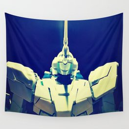 Gundam Rx-0 Unicorn Mode - Final Battle Wall Tapestry