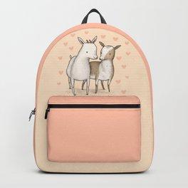 I Goat You Babe Backpack