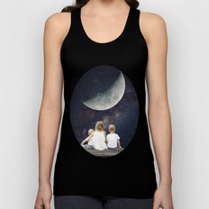 Night Wish Unisex Tank Top