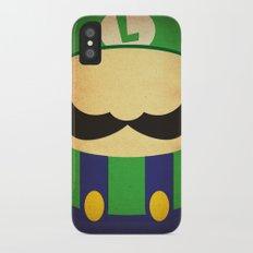 Minimal Player 2 iPhone X Slim Case