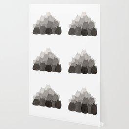 Kitty Pile Wallpaper