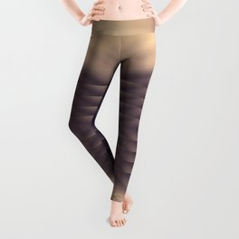 Clouds and stars Leggings