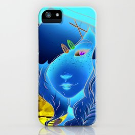 Lup iPhone Case
