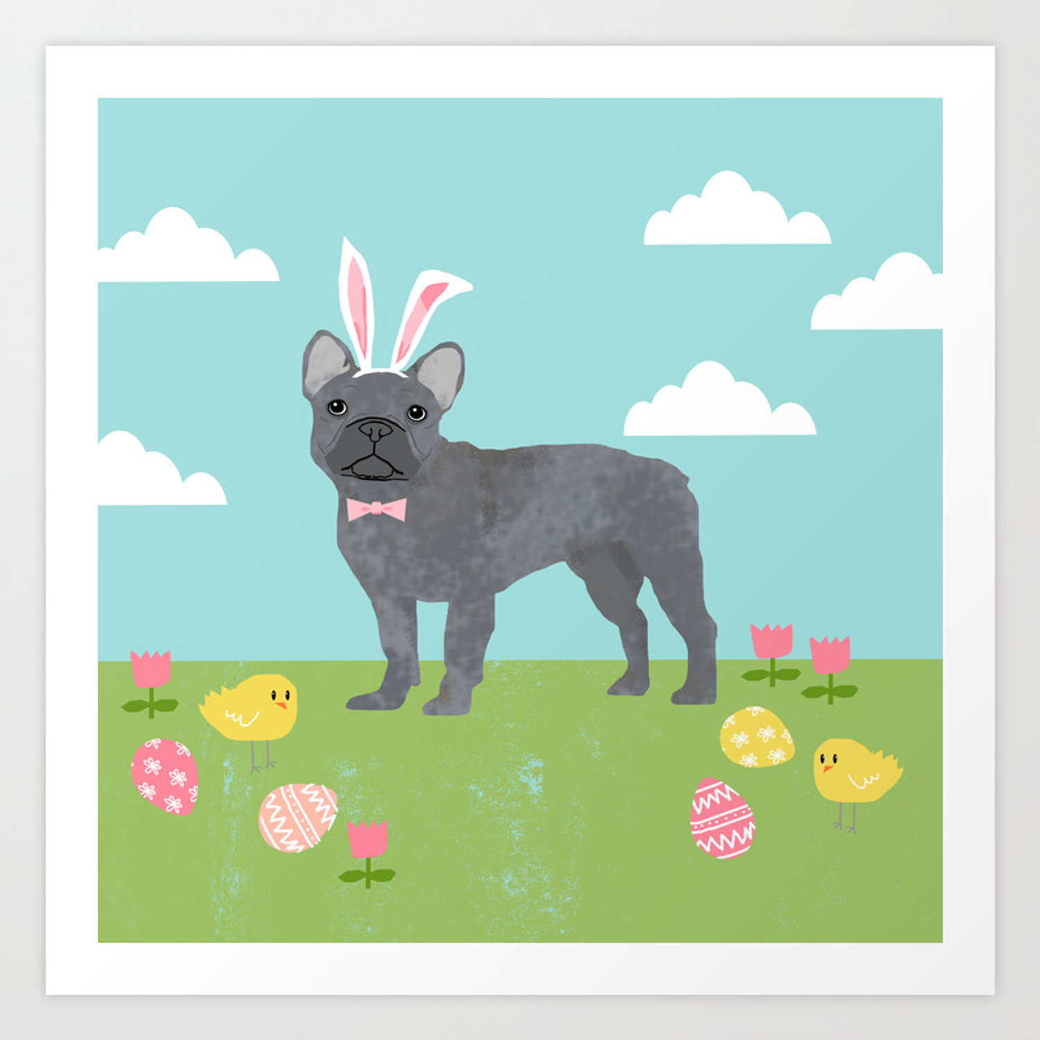 Dog Breed Gifts Pure Frenchies