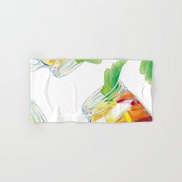Summer Cocktail Hand & Bath Towel