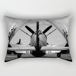 Warbird #1 Rectangular Pillow