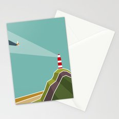 View of the sea Stationery Cards