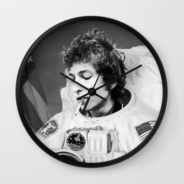 bob dylan spacer Wall Clock
