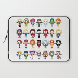 WOMEN WITH 'M' POWER Laptop Sleeve