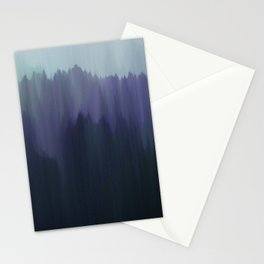 Cold Night Stationery Cards