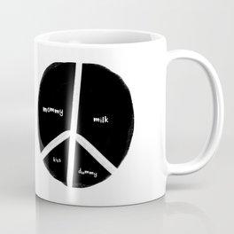 New baby peace flag Coffee Mug