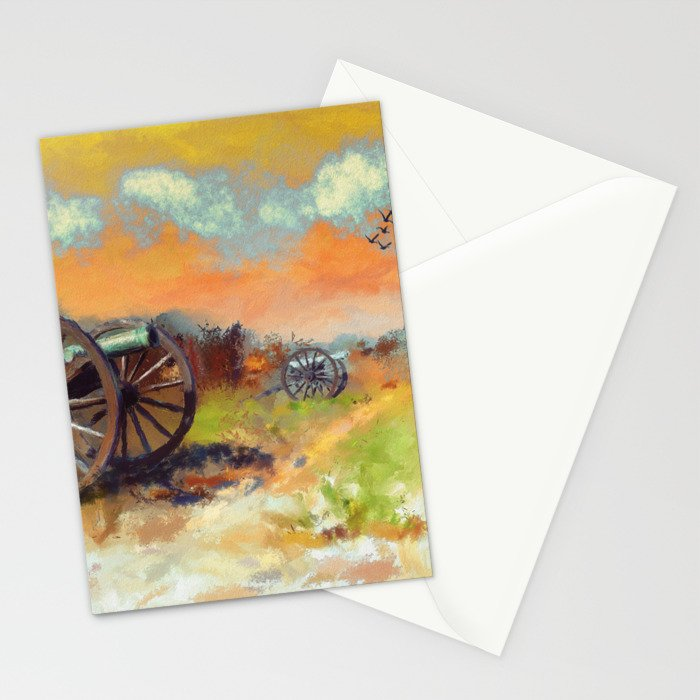 Days Of Discontent Stationery Cards