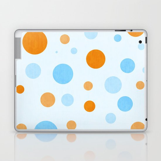 Something Fishy Bubbles Laptop & iPad Skin