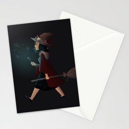 witchy regina Stationery Cards