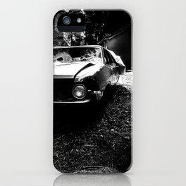 American Muscle Car Photograph iPhone Case