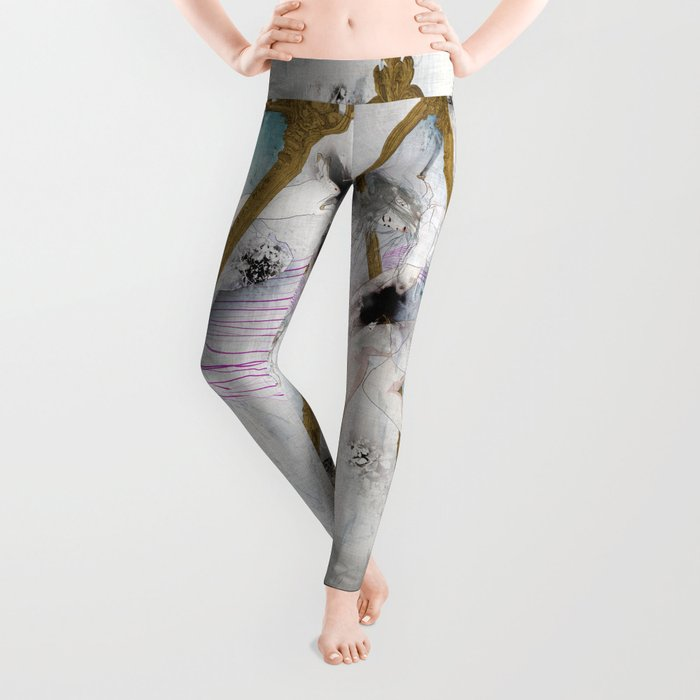 Looking-Glass Leggings
