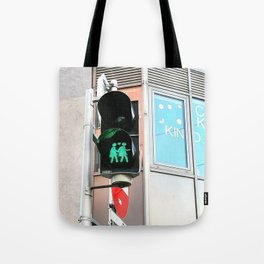 Love Is Strong Tote Bag
