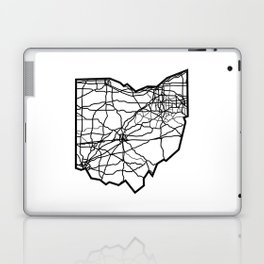Ohio Love Where You're From Laptop & iPad Skin