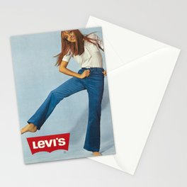Plakat levis h affiche ancienne Stationery Cards