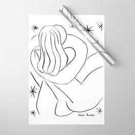 Henri Matisse The Hug Abraccio 1944 Original Artwork Reproduction, Tshirts, Prints, Posters, Men, Wo Wrapping Paper