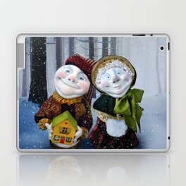 Ingrd and Klaus Frostchild Laptop & iPad Skin