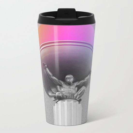 Spri Metal Travel Mug