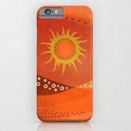 Color/Landscape 7 iPhone Case
