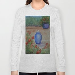 Cobalt Fountain WC151209b-13 Long Sleeve T-shirt
